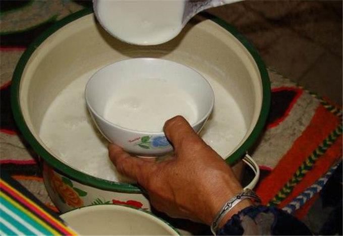 传统而神秘的乳中珍品一骆驼奶